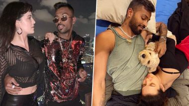 Hardik Pandya and Natasa Stankovic Announce Pregnancy: Unmissable Photos of the Couple As They Begin New Chapter of Their Lives