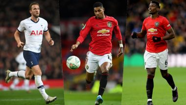 Premier League 2019–20 Resumes: From Harry Kane, Paul Pogba to Marcus Rashford, A Look at Injured Footballers Who Benefited Most From COVID-19 Halt