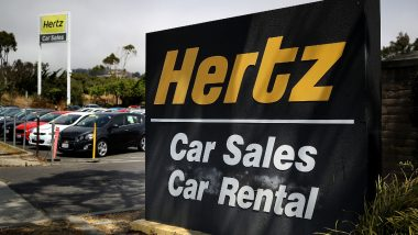 Hertz, Rental Car Company, Orders 1 Lakh Tesla Vehicles for $4.2 Billion