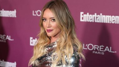 Hilary Duff Slams Trolls For Making 'Disgusting' Accusations Of Child Trafficking Against Her On Twitter