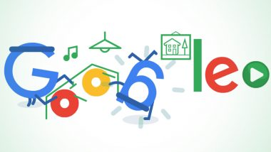 Popular Google Doodle Games: Stay and Play Hip Hop by Making Your Own Music Tracks at Home in the Popular Past Google Doodle Series