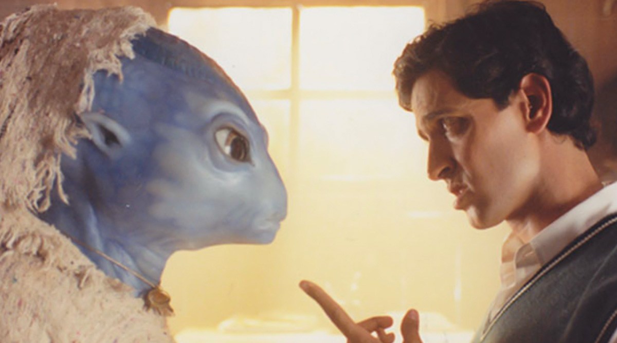 Bengaluru Sonic Boom: Hrithik Roshan's Reply To Whether He Called  His Alien-Friend 'Jadoo' On Earth is Epic!