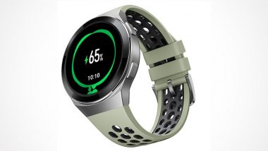 Huawei Watch GT2e Launched in India for Rs 11,990; Check Exciting Offers