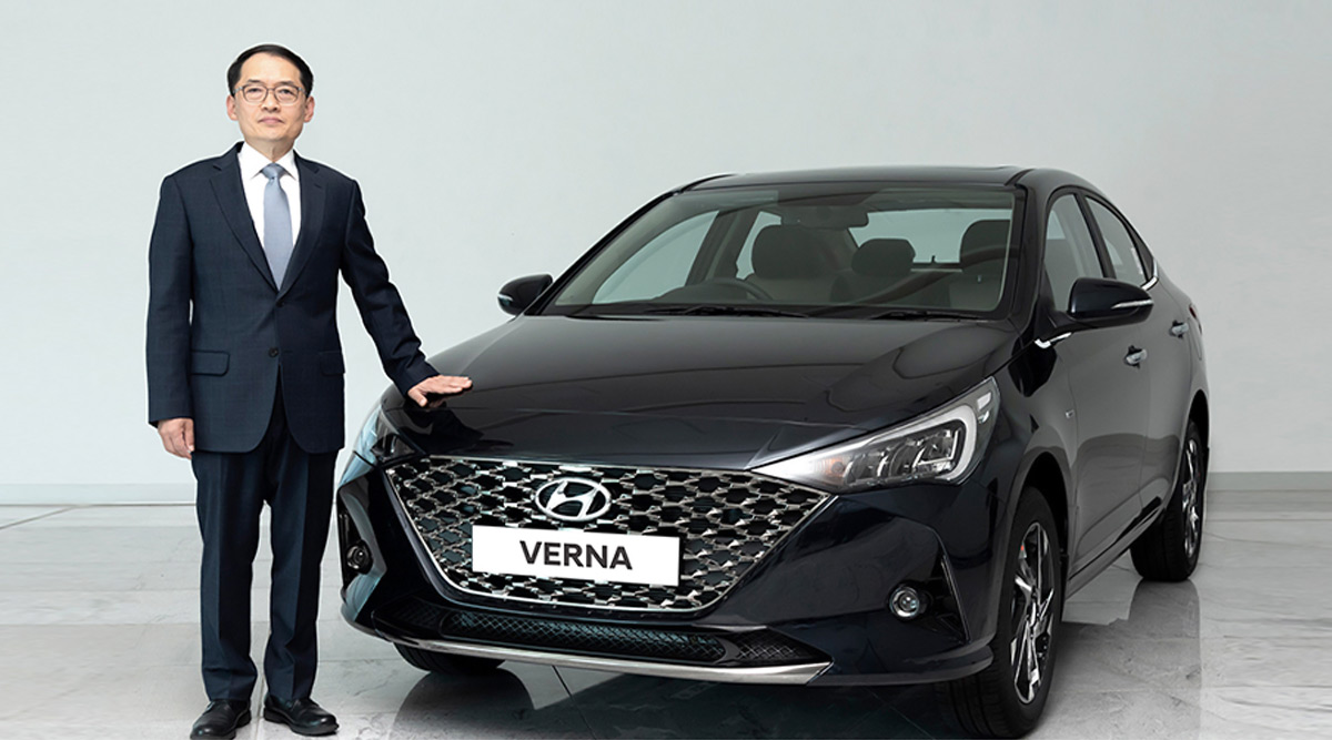 2020 Hyundai Verna Facelift BS6 Officially Goes on Sale; India Prices Start at Rs 9.3 Lakh