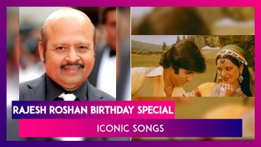 Ghar Se Nikalte Hi, Pardesiya & More: 5 Songs By Rajesh Roshan That Are A Blessing To Bollywood