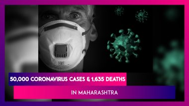 Maharashtra Coronavirus Case Tally Crosses 50,000 Mark, Death Toll Rises To 1,635