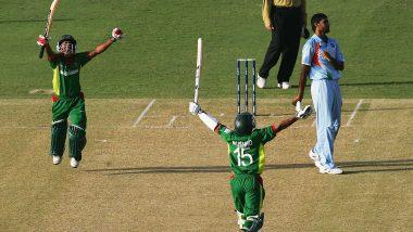 Mushfiqur Rahim Recalls Bangladesh's Triumph Against India in 2007 World Cup