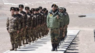 Hotline Established Between Indian Army and People's Liberation Army