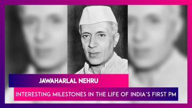 Jawaharlal Nehru: Remembering Independent India's First Prime Minister on His Death Anniversary