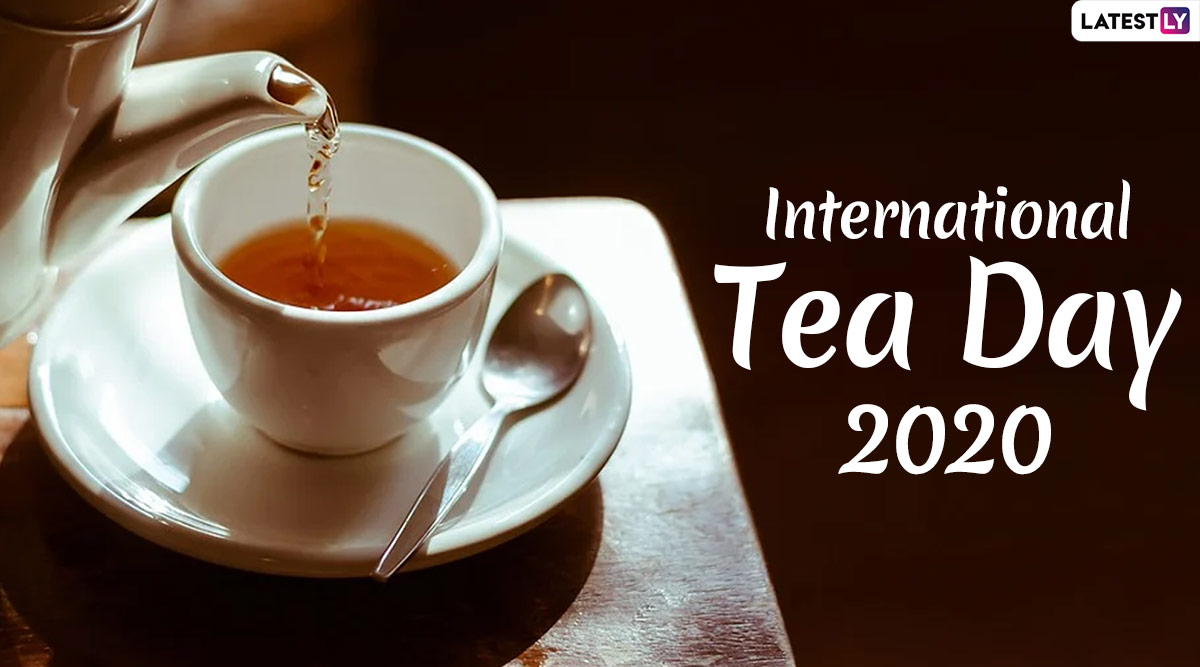 International Tea Day 2020: From Green Tea to Chamomile Tea, Here Are Five Type of Teas With Various Health Benefits