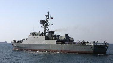Iran Warship Mistakenly 'Hit by Missile' in Gulf of Oman During Exercises, 19 Sailors Killed, 15 Injured