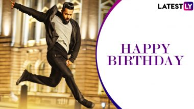 Jr NTR Birthday Special: Dance Numbers of The South Super Star That Will Make You Want To Put On Your Dancing Shoes ASAP (Watch Videos)