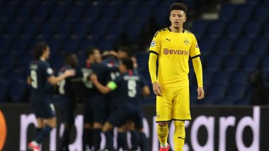 Jadon Sancho Transfer News Latest Update: Manchester United Manager Ole Gunnar Solskjaer Drops Big Hint on Borussia Dortmund Star's Move (Watch Video)