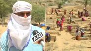 Jaipur Teacher Turns MGNREGA Labourer Amid Lockdown to Mitigate COVID-19 Economic Impact