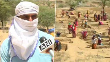 Jaipur Teacher Turns MGNREGA Labourer Amid Lockdown to Mitigate COVID-19 Economic Impact