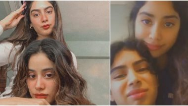 Janhvi Kapoor Introduces Sis Khushi As Her 'New Fav DOP' (View Post)