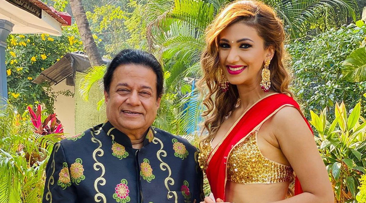 Jasleen Matharu Confirms Being In A Virtual Relationship With A Bhopal-Based Surgeon, Courtesy, Anup Jalota (Details Inside)