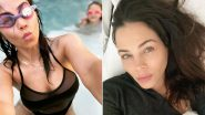 Jenna Dewan Shows Off Her Hot Bikini Bod in a Sexy Black Sheer Swimsuit in Less Than Three Months After Giving Birth To Son Callum (View Pic)