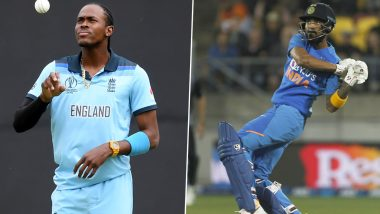 Jofra Archer Picks KL Rahul As the Toughest Batsman to Bowl to in T20 Cricket (Watch Video)