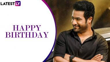 Jr NTR Birthday: 5 Blockbuster Films of the Tollywood Superstar That Also Display His Mettle As An Actor!