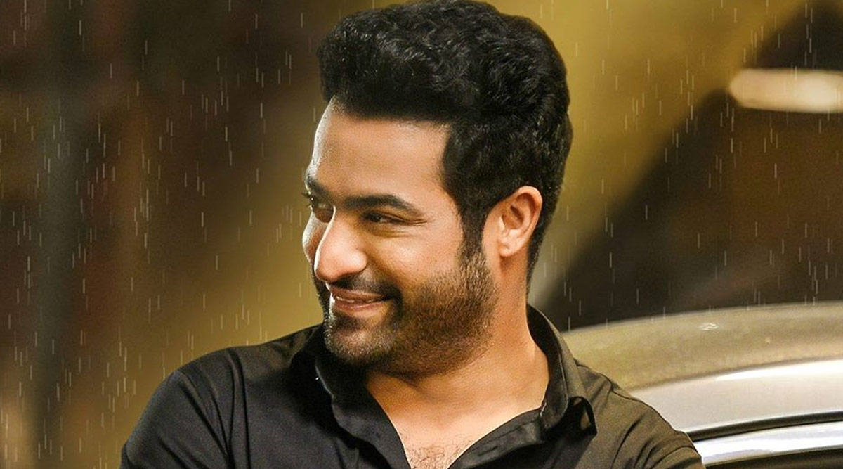 Jr NTR's First Look from RRR to be Unveiled on May 20?