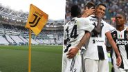 Juventus Plan to Project Hologram of Cristiano Ronaldo and Team Onto Empty Stadium Once Serie A Returns