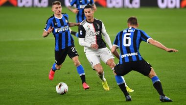 How to Watch Juventus vs Inter Milan, Serie A 2020-21 Live Streaming Online in India? Get Free Live Telecast of Football Game Score Updates on TV