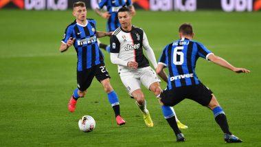 Juventus vs Inter Milan Live Football Streaming Online