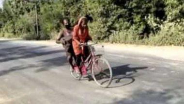 Jyoti Kumari, Bihar's 'Bicycle Girl', Becomes Brand Ambassador for Anti-Drug Abuse Programme