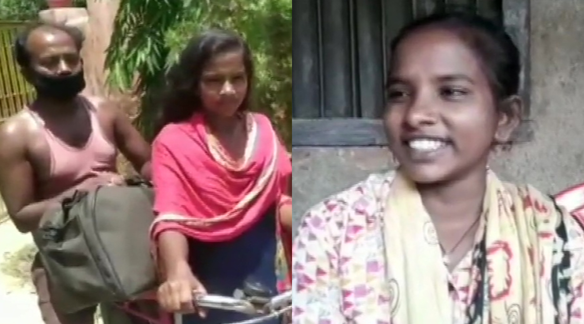 Jyoti Kumari, Who Carried Injured Father on Bicycle From Gurugram to Darbhanga, Accepts Cycling Federation of India's Offer, Says 'Will Go to Delhi for Trial Next Month'
