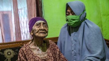 Kamtim, 100-Year-Old Indonesian Woman Recovers From Coronavirus, Becomes Country's Oldest COVID-19 Survivor