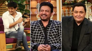 The Kapil Sharma Show To Re-Telecast Irrfan Khan and Rishi Kapoor's Episodes to Honour Late Actors' Memories (View Tweets)