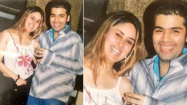 Kareena Kapoor Wishes Karan Johar With Throwback Birthday Post
