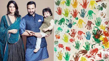 Kareena Kapoor Khan Gets Her Quarantine Imprinted Along With Hubby Saif Ali Khan and Little Taimur Ali Khan (View Post)