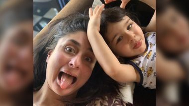 Kareena Kapoor Khan's Mother's Day Special Pic With Her Little Boy Taimur Is Just Too Cute To Handle!