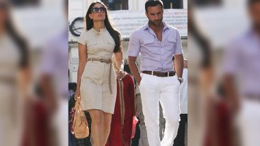 Kareena Kapoor Khan Puts Up Another Classy Pic With Saif Ali Khan On Instagram! Actress Shares an 11-Year-Old Pic from Her Travel Diaries