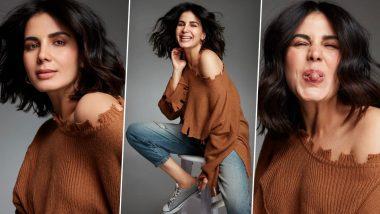 Kirti Kulhari Is Tres Chic, Warm as a Cinnamon in This Fun Photoshoot!