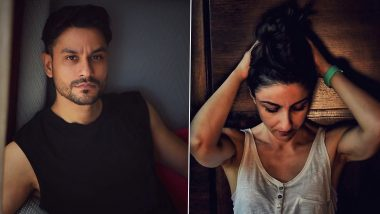 Soha Ali Khan Turns Into a Stunning Muse for Hubby Kunal Kemmu's Quarantine Photoshoot (View Pic)