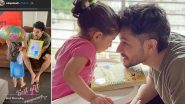 Kunal Kemmu's Baby Girl Inaaya Gives Her Father The Best Birthday Gift! Soha Ali Khan Shares Pics On Instagram