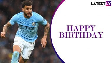 Kyle Walker Birthday Special: Lesser-Known Facts About the Manchester City and England Defender