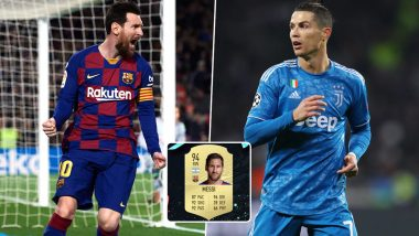 EA Sports FIFA 21 Predictions: Lionel Messi to Get Higher Overall Ratings Than Cristiano Ronaldo