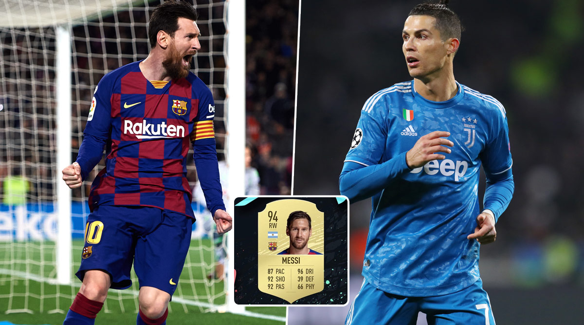 Fifa 21 Predictions Lionel Messi To Get Higher Overall Ratings Than Cristiano Ronaldo In Ea Sports Latest Game Latestly