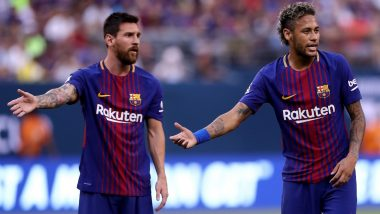 Neymar Latest Transfer News Update: Former Barcelona President Calls Brazilian Second-Best Player After Lionel Messi, Urges Club to Bring Him Back