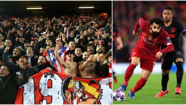 Liverpool vs Atletico Madrid 2019–20 Champions League Anfield Match Linked to '41 Additional' Coronavirus Deaths in UK: Report