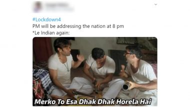 Lockdown 4 Funny Memes Trend On Twitter as Netizens Anticipate Another Extension With Hera Pheri and Carry Minati Jokes