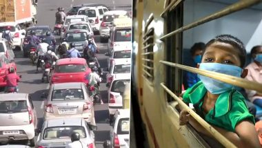Lockdown 5.0 or Lockdown Exit? Domestic Flights Resume, More Trains Running, Shops Open, Traffic Back; India Set For a New Normal?