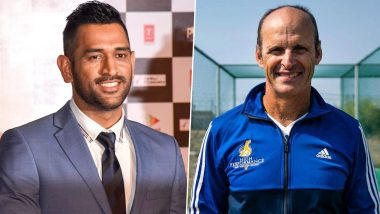 MS Dhoni Has Earned Right to Retire 'On His Own Terms', Says Former India Coach Gary Kirsten