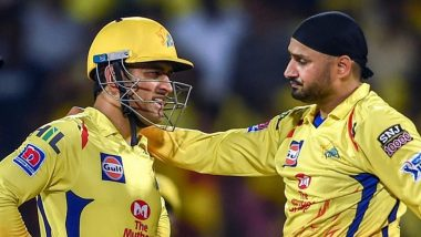 Harbhajan Singh Recalls MS Dhoni's Approach When Shardul Thakur Leaked Runs During an IPL Match