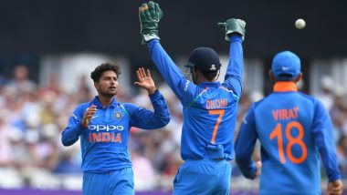 Kuldeep Yadav Misses MS Dhoni's Guidance Behind the Stumps