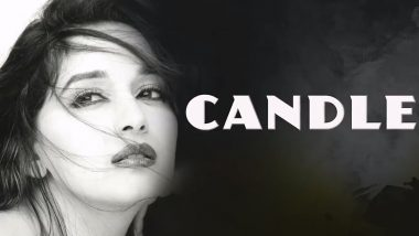 Madhuri Dixit Thanks Fans as Her Debut Song 'Candle' Shoots Up to 7 Plus Million Views